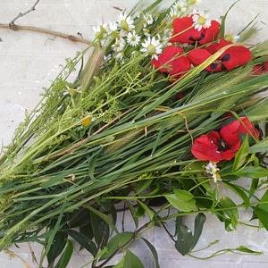 Ένα γλυκό πρωινό γεμάτο αρώματα και λουλούδια