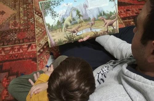 Διαβάζοντας με τον μικρό