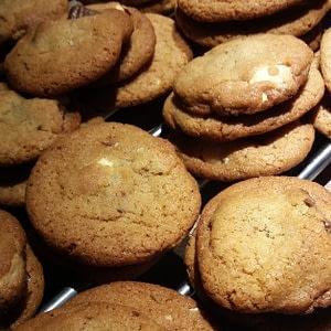 Φανταστικά μπισκότα με σοκολάτα